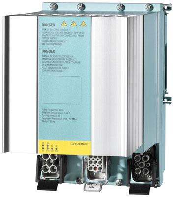 Frequenzumrichter Safety für ET 200pro © Siemens AG 2019, Alle Rechte vorbehalten