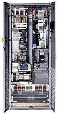 SINAMICS G150 Version A, offen © Siemens AG 2020, Alle Rechte vorbehalten