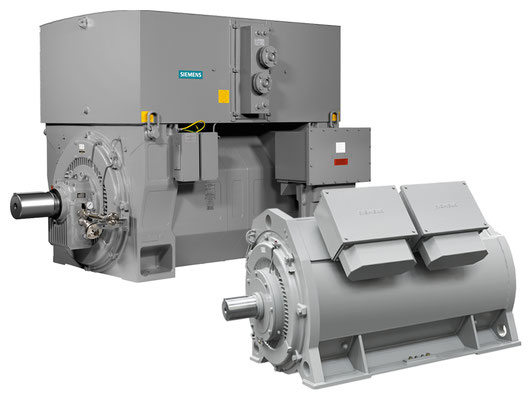 SIMOTICS HV Serie H-compact 1LH4, H-compact PLUS 1RN4 © Siemens AG 2019, All rights reserved