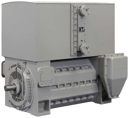 SIMOTICS HV Serie A-compact PLUS © Siemens AG 2019, All rights reserved