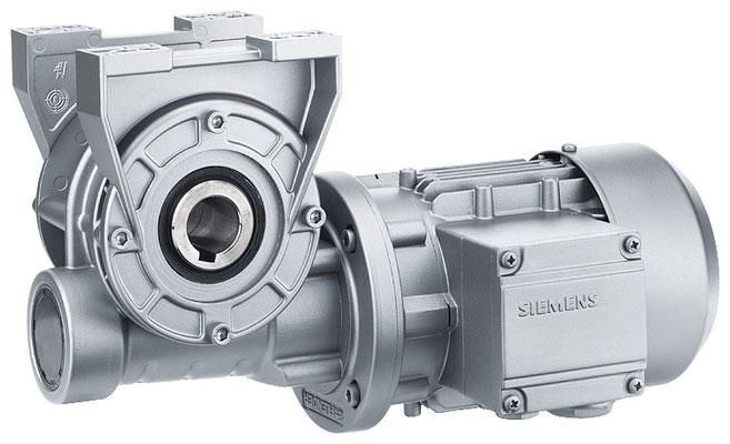 Schneckengetriebemotor MOTOX A © Siemens AG 2018, Alle Rechte vorbehalten