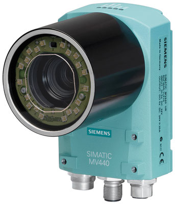 SIMATIC MV440 with cross-polarization filter ©© Siemens AG 2020, All rights reserved