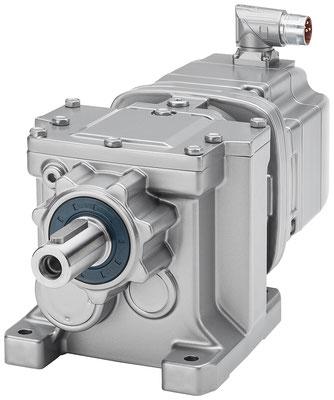 SIMOTICS S-1FG1 Motor, Baugröße Z29 © Siemens AG 2018, Alle Rechte vorbehalten