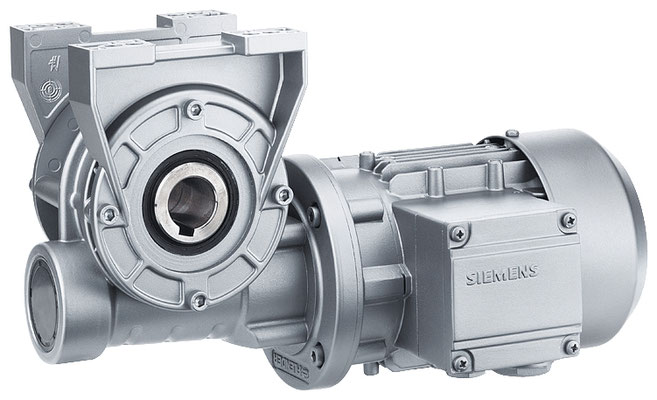 Worm geared motor MOTOX A © Siemens AG 2020, All rights reserved