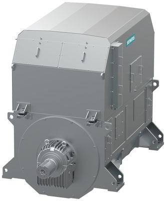 Generator SIGENTICS M mit Wasserkühlung (Winkel 1) © Siemens AG 2020, Alle Rechte vorbehalten