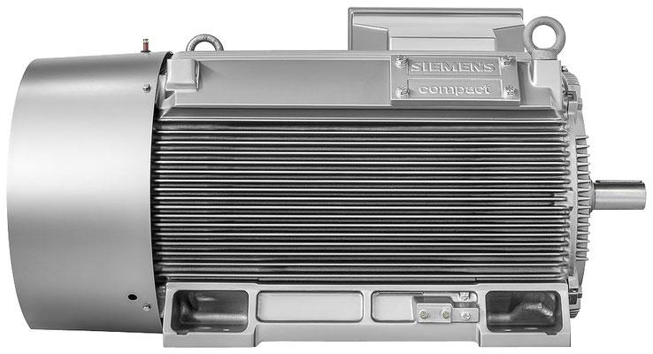 SIMOTICS TN Serie N-compact - links © Siemens AG 2020, Alle Rechte vorbehalten