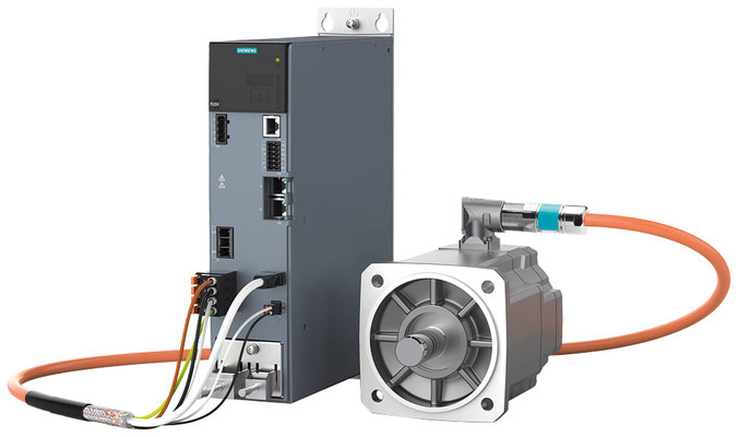 SINAMICS S210, 3AC 400V, FSB, with SIMOTICS S-1FK2-Motor, SH 40 © Siemens AG 2020, All rights reserved