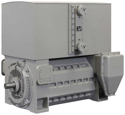 SIMOTICS HV Serie A-compact PLUS © Siemens AG 2019, Alle Rechte vorbehalten