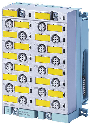 Digital input module 8/16 F-DI © Siemens AG 2020, All rights reserved