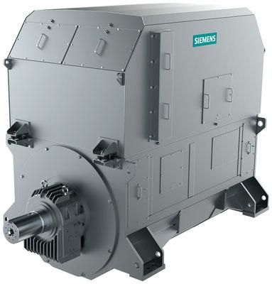 Generator SIGENTICS M mit Wasserkühlung (Winkel 2) © Siemens AG 2019, Alle Rechte vorbehalten