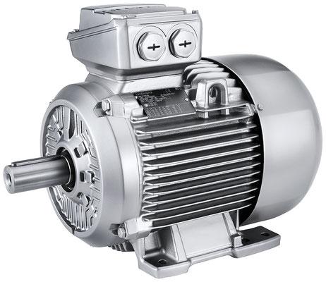 1LE15 Niederspannungsmotor AH132 © Siemens AG 2019, Alle Rechte vorbehalten