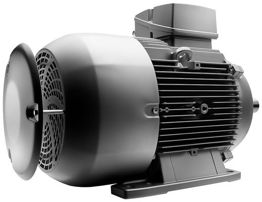 SIMOTICS XP, 1MB10 explosion-protected motor, SH 160 © Siemens AG 2020, All rights reserved