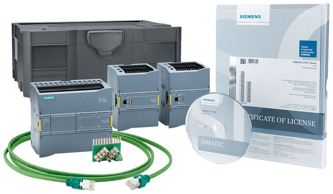 SIMATIC S7-1200, Failsafe Starter-Kit © Siemens AG 2020, All rights reserved