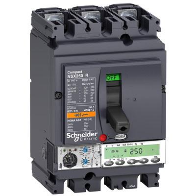 Leistungsschalter ComPact NSX © Schneider Electric GmbH 2020, Alle Rechte vorbehalten