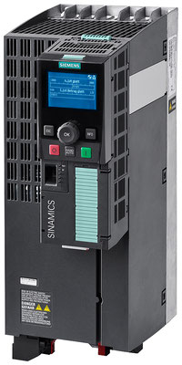 SINAMICS G120P, IP20, FSC, CU230P-2, HVAC mit PM230 und IOP © Siemens AG 2019, All rights reserved