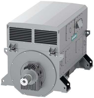SIGENTICS M generator with air cooling (angle 1) © Siemens AG 2020, All rights reserved