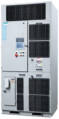 SINAMICS PERFECT HARMONY GH180 Air-Cooled © Siemens AG 2019, Alle Rechte vorbehalten