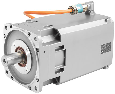 SIMOTICS S-1FT7 Motor, Shaft height 132, Natural Cooling © Siemens AG 2020, All rights reserved
