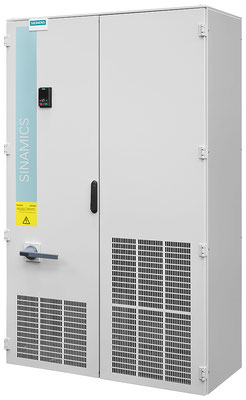 SINAMICS G120P Cabinet HX © Siemens AG 2019, All rights reserved