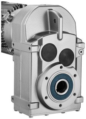Flachgetriebemotor SIMOGEAR © Siemens AG 2018, Alle Rechte vorbehalten