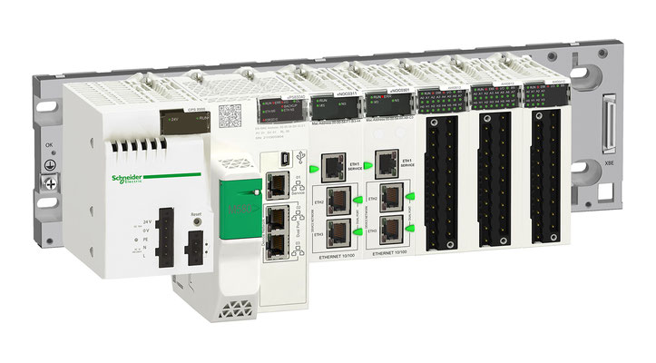 PLC Controls M580 © Schneider Electric GmbH 2020, All rights reserved