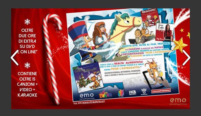 Buon Natale Karaoke.Natale Con Sorrisi Canzoni Tv Buon Natale Da Pa74 Music Pa74