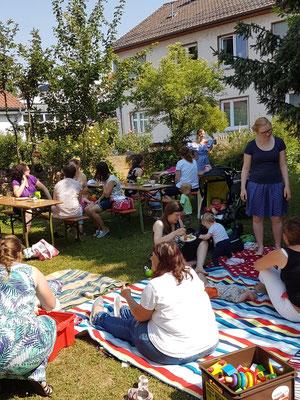Sommerfest am 21.6.17