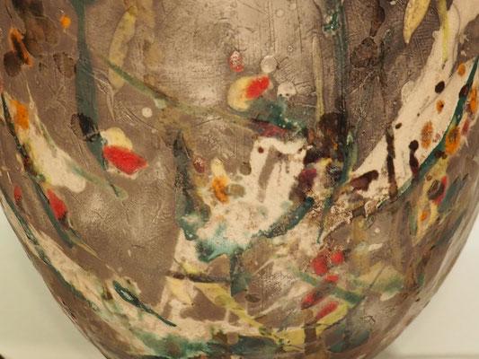 "Urne ""Karat"", Detail"