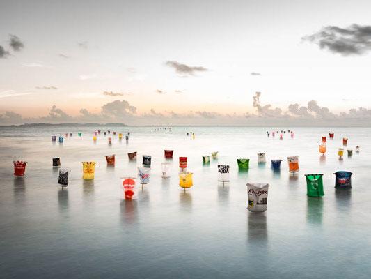 PLASTIC ARMY-INVASION-SEA