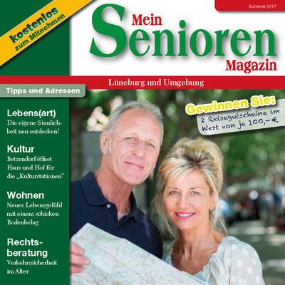 Lüneburg Mein Senioren Magazin Nr. 13