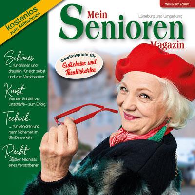 Lüneburg Mein Senioren Magazin Nr. 23
