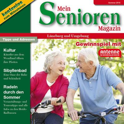 Lüneburg Mein Senioren Magazin Nr. 09