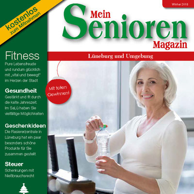 Lüneburg Mein Senioren Magazin Nr. 19