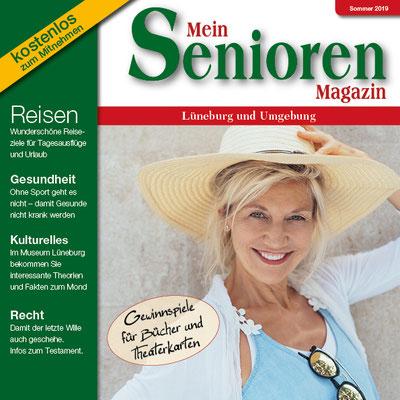 Lüneburg Mein Senioren Magazin Nr. 21