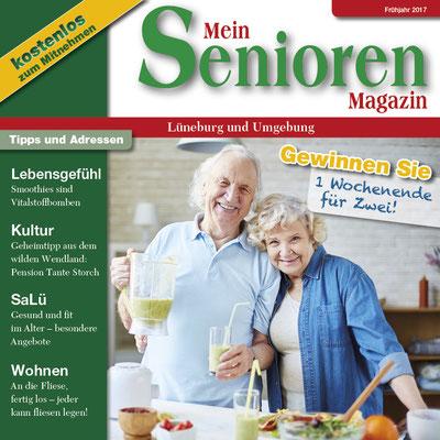 Lüneburg Mein Senioren Magazin Nr. 12