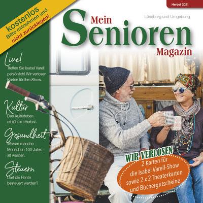 Lüneburg Mein Senioren Magazin Nr. 30