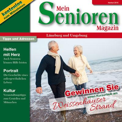 Lüneburg Mein Senioren Magazin Nr. 10