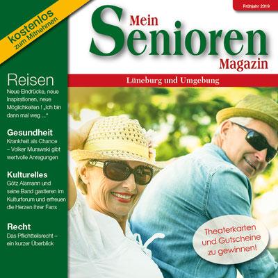 Lüneburg Mein Senioren Magazin Nr. 20