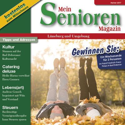 Lüneburg Mein Senioren Magazin Nr. 14