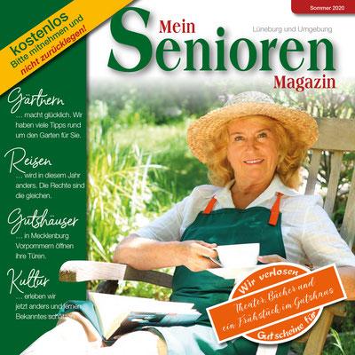 Lüneburg Mein Senioren Magazin Nr. 25