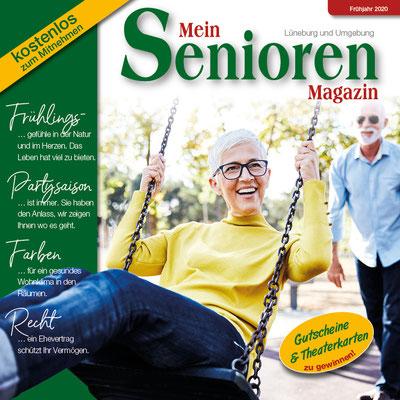Lüneburg Mein Senioren Magazin Nr. 24