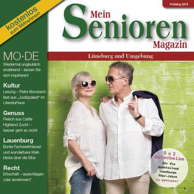 Lüneburg Mein Senioren Magazin Nr. 16
