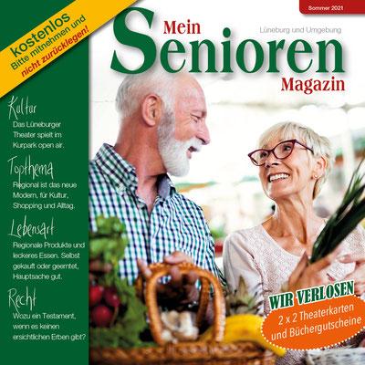 Lüneburg Mein Senioren Magazin Nr. 29