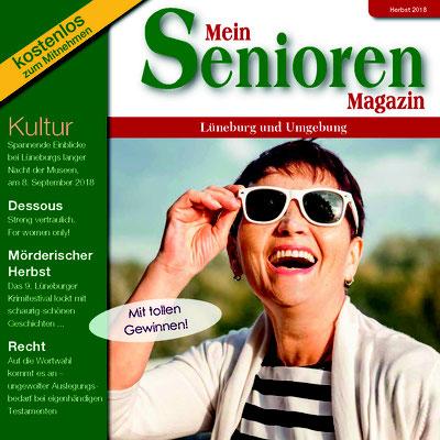 Lüneburg Mein Senioren Magazin Nr. 18