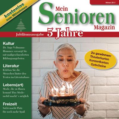 Lüneburg Mein Senioren Magazin Nr. 15