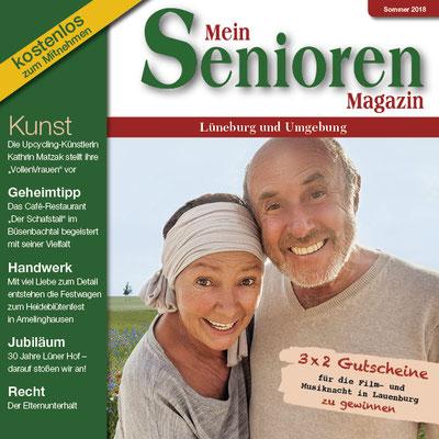 Lüneburg Mein Senioren Magazin Nr. 17