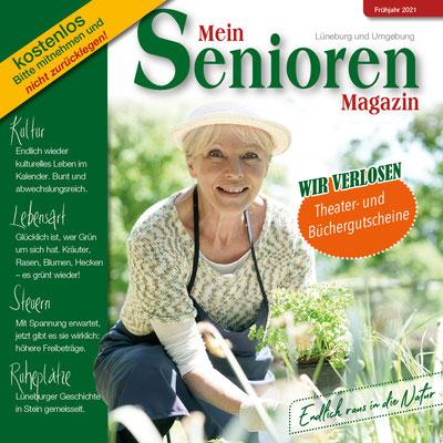 Lüneburg Mein Senioren Magazin Nr. 28