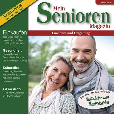 Lüneburg Mein Senioren Magazin Nr. 22