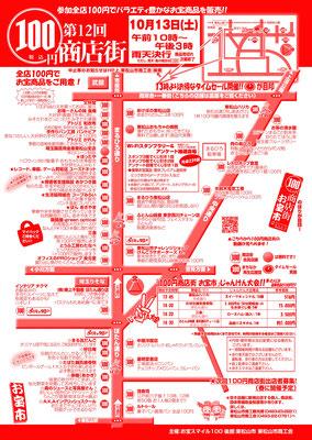 東松山 100円商店街 お宝市