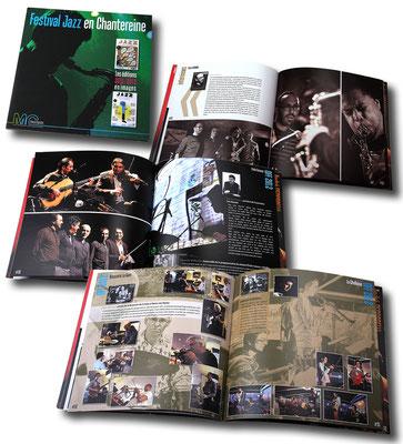 Jazz en Chantereine - Les éditions 2011/2012 en images pour Marne et Chantereine Communauté d'Agglomération.